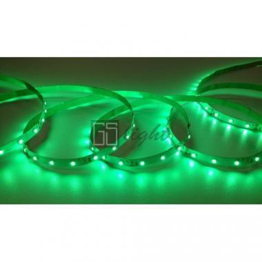 Открытая светодиодная лента SMD 3528 60LED/m IP33 12V Green 319850, 5м