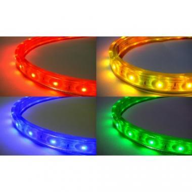 Герметичная светодиодная лента SMD 5050 60LED/m IP68 12V RGB 332807, 5м