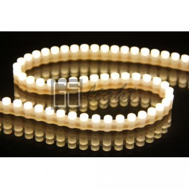 Герметичная светодиодная лента DIP 96LED/m IP67 12V Warm White 375419, 2м