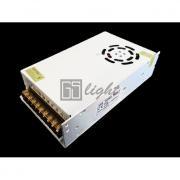 Блок питания для светодиодных лент 24V 400W IP20