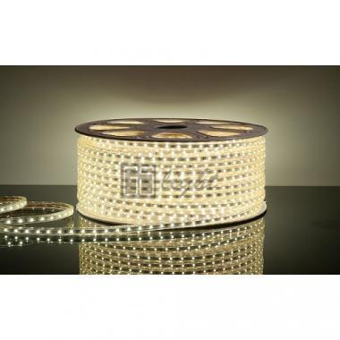 Герметичная светодиодная лента SMD 5050 60led/m 220V IP67 Warm White 942441, 50м