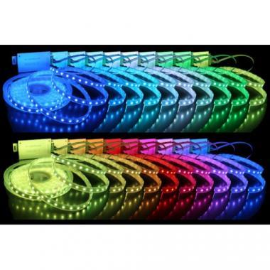 Герметичная светодиодная лента SMD 5050 60LED/m IP65 24V RGB 942540, 5м