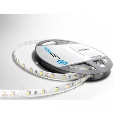 Светодиодная лента LP IP22 5630/60 LED (холодный белый, standart, 24) 4601010723017, 5м
