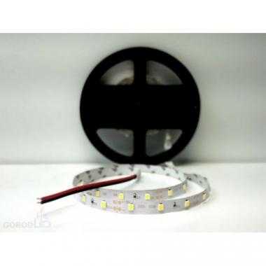 Светодиодная лента LP IP22 2835/60 LED (холодный белый, 12) 4601011002012, 5м
