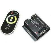 Mix-контроллер th-rf6b (12/24V, 144/288W, сенсорный)