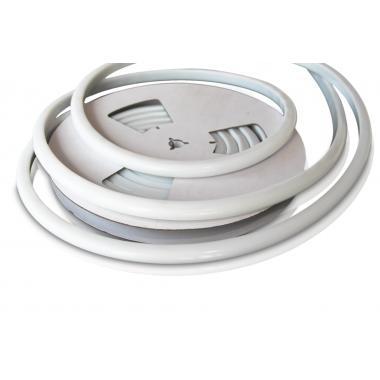 Термостойкая светодиодная лента LP SMD 2835, 180 Led, IP68, 24V, Standart (белый 6000K), 5м